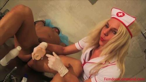 FemdomCommand.com [Evil Nurse] HD, 720p