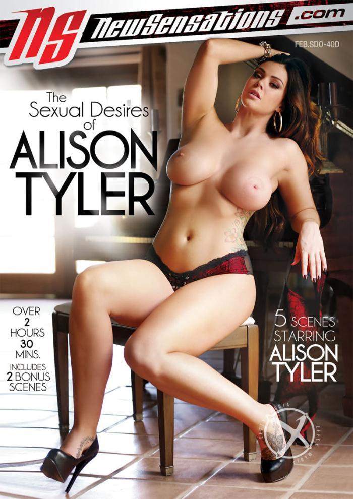 New Sensations - The Sexual Desires Of Alison Tyler  (406p / DVDRip)
