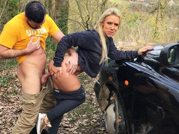 Sasha Steele - Milf Fucks Sutton Fan on Match Day - FemaleFakeTaxi.com (SD, 480p)