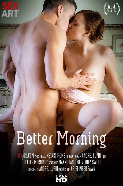 SexArt, MetArt: Linda Sweet - Better Morning (SD/360p/194 MB) 20.02.2017