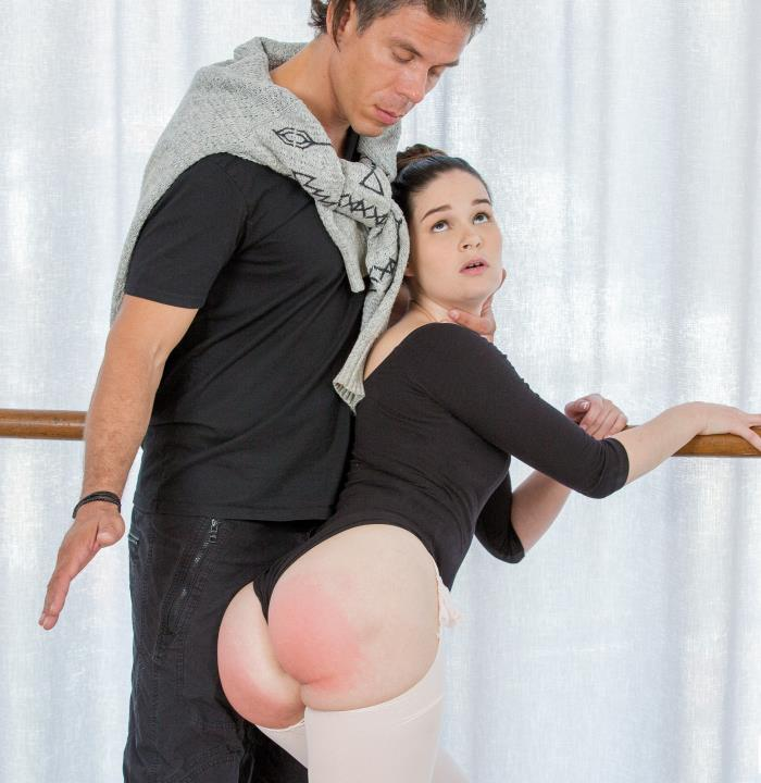 Jenna J Ross - Young Ballerina Explores Anal Sex with her Teach  [HD 720p]