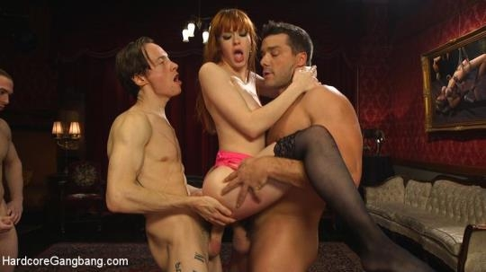 HardcoreGangBang, Kink: Alexa Nova in Bachelor Party Pandemonium (HD/720p/1.78 GB) 25.02.2017