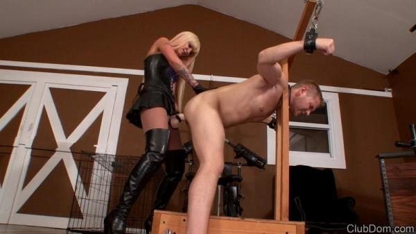 Inch by Inch - Female Domination (HD, 720p)