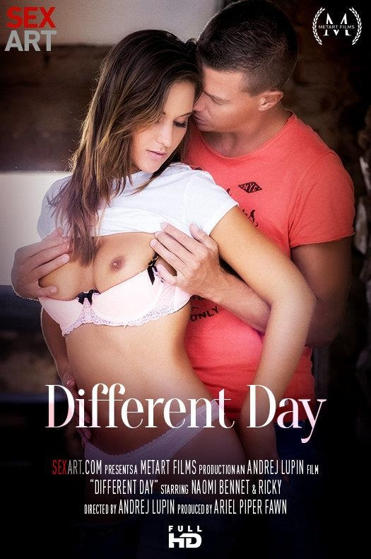 SexArt.com / MetArt.com: Naomi Bennet - Different Day [SD] (189 MB)