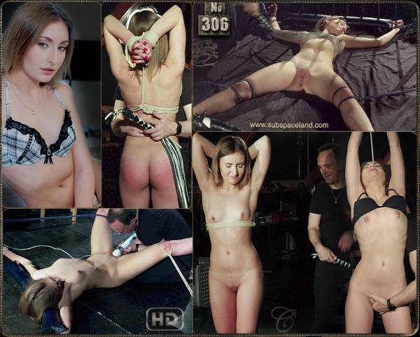 Lucie Gold - Moans of Punishment (Subspaceland) [FullHD 1080p]