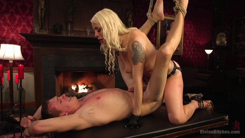 DivineBitches.com / Kink.com: Lorelei Lee, Zane Anders - Lorelei Lee\'s Pleasure of the Divine Bitches [HD] (2.03 GB)