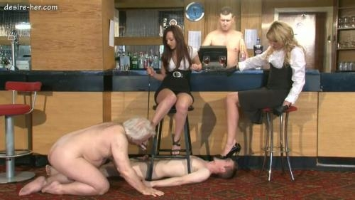 Desire-her.com [Victoria At Club Cruella, Bar 1] HD, 720p