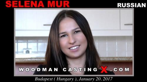 WoodmanCastingX: Selena Mur - Casting (HD/2017)