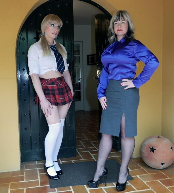 Lady Nina Birch, Tiffany Real Doll - Special Girls Correctional Conservatoire [HD 720p]