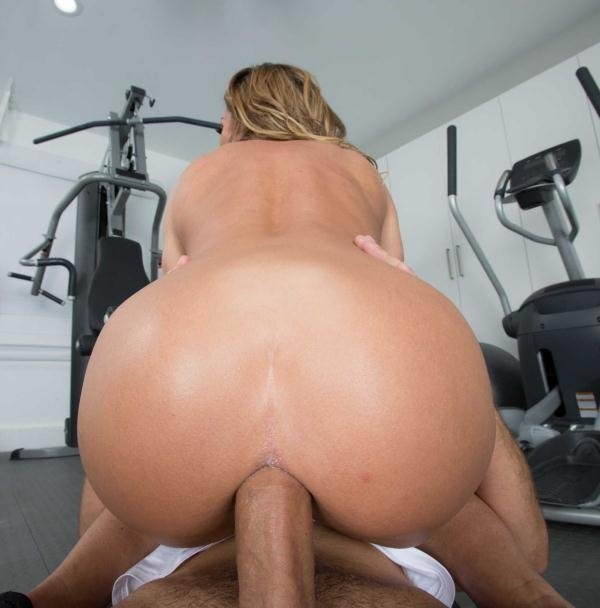 Nina Dolci - Ninas Workout (BigWetButts) [HD 720p]