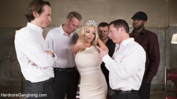 Rachele Richey - Miss Texas America, Stripped! (HardcoreGangbang) [HD 720p]