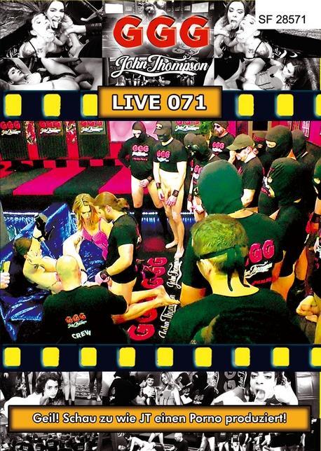 GermanGooGirls: Khadisha Latina, Ani Black Fox - GGG - Live 071 (SD/2017)