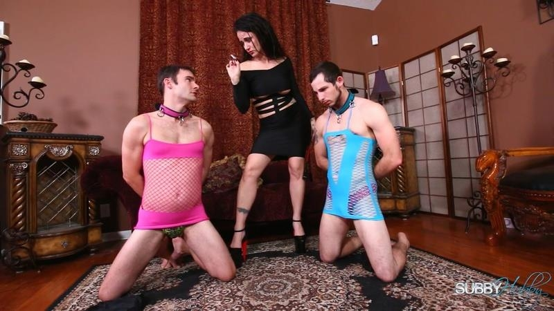 SubbyHubby.com: Vivian Leigh - Stuffing A Panty Thief [HD] (1.28 GB)