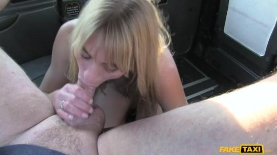 FakeTaxi, FakeHub: Jentina Small - Horny Holland Blonde Loves Cock (SD/480p/337 MB) 04.02.2017