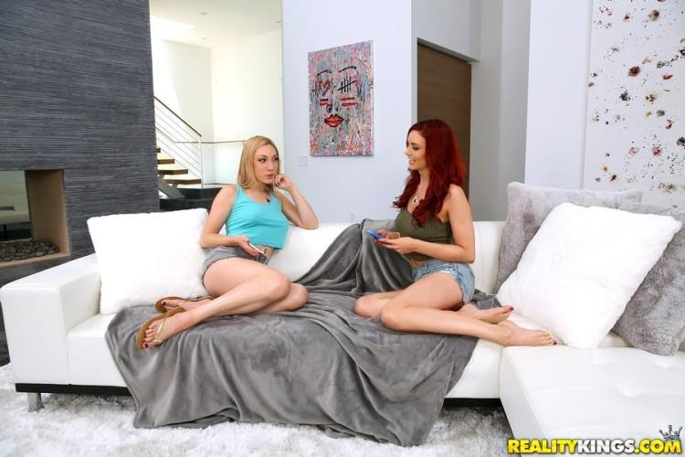 Jayden Cole, Lily Labeau - Lick Lick / 23.02.2017 [RealityKings, WeLiveTogether / SD]