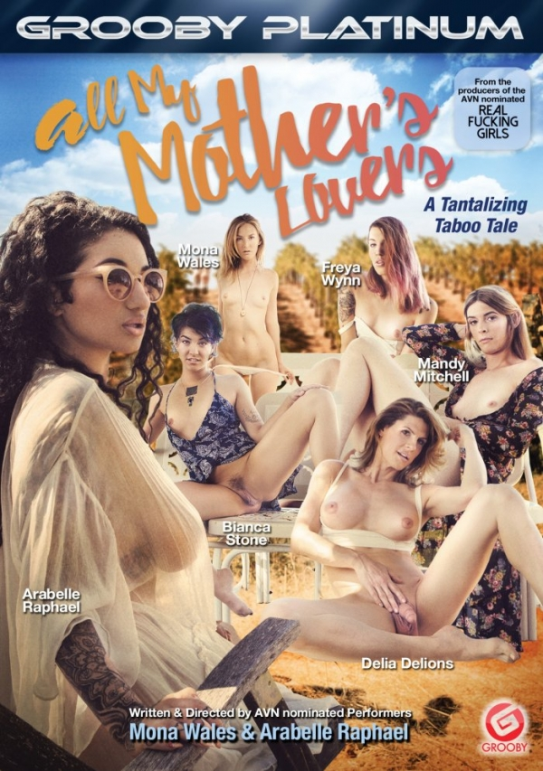 Freya Wynn, Delia Delions, Mandy Mitchell - All My Mother's Lovers (Split Scene) (Grooby) [FullHD 1080p]