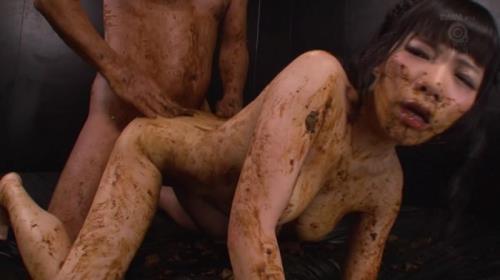 Feces Torture Laboratory: Kanon Kuga - Jav Scat [SD, 404p] [Fboom Scat]