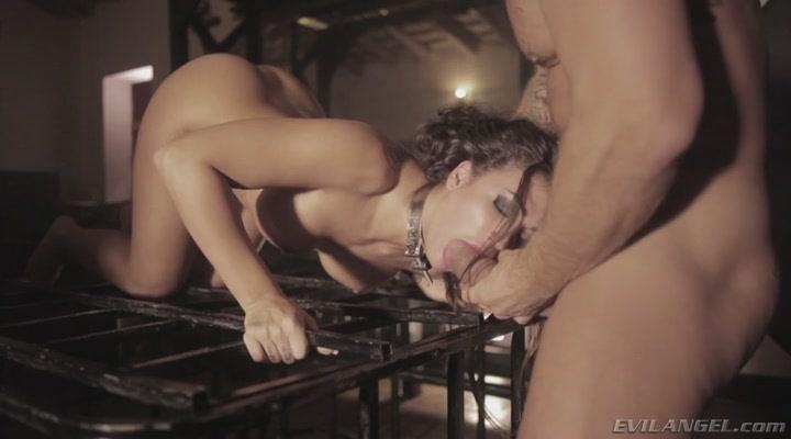 EvilAngel.com: Susy Gala, Nacho Vidal, Philip Zyos - Caged Beauty\'s Squirting, Wailing Fuck [SD] (237 MB)