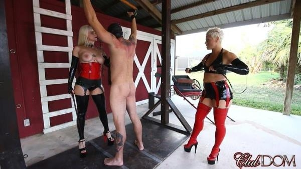 Female Domination - Dungeon Trick and Restrain [HD, 720p]