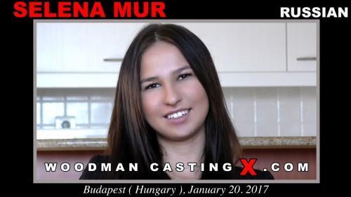 (WoodmanCastingX | HD) Selena Mur - Casting (559 MB/2017)