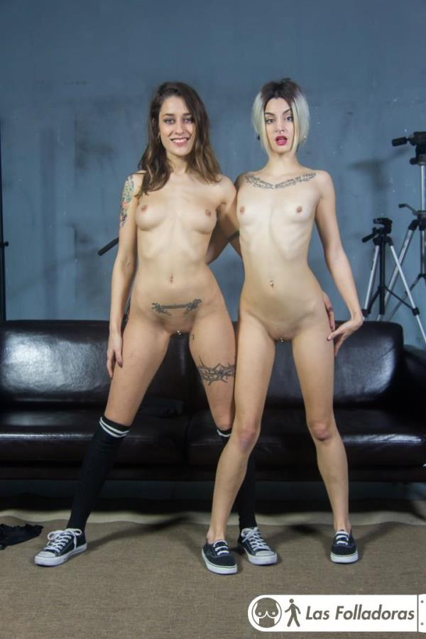 (Porndoepremium | FullHD) Alexa Nasha, Mey Madness - Hot FFM threesome with lusty tattooed Spanish newbie and sexy Alexa Nasha (4.54 GB/2017)