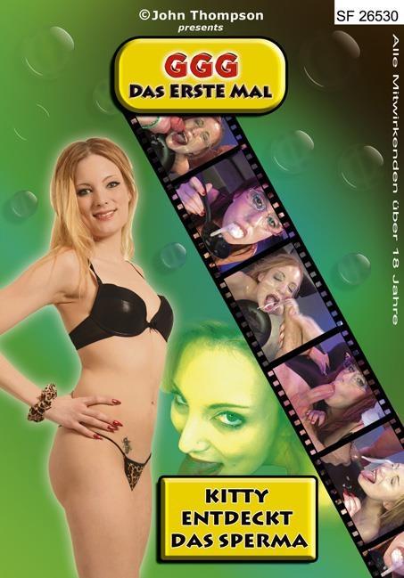 Kitty Discovers Sperm - JTPron, Germany Porn (SD, 480p)