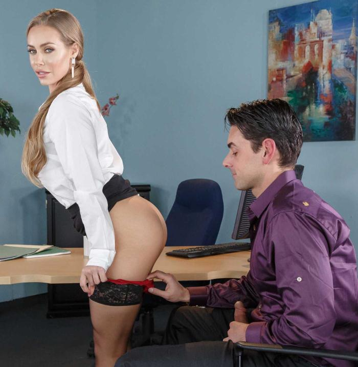 NaughtyOffice/Naughtyamerica: Nicole Aniston - Naughty Office  [HD 720p]  (Milf)