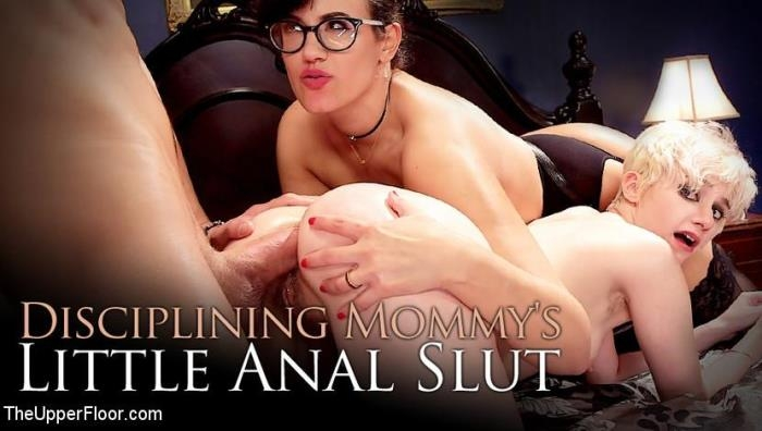 Discipline for Mommy's Little Anal Slut (TheUpperFloor, Kink) HD 720p