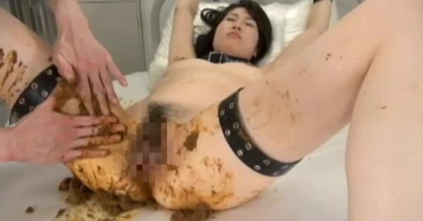 Scat Porn - Ootsuka Kuro - Forced Pooping Video Collection [HD, 720p]