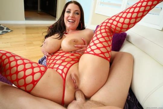 EvilAngel: Angela White, Mark Wood - Enormously Stacked Aussie Butt-Fucked (SD/400p/515 MB) 11.02.2017