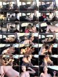 First Strap-on Lesbian Experience - Angel Piaff, Daphne - FemaleFakeTaxi.com