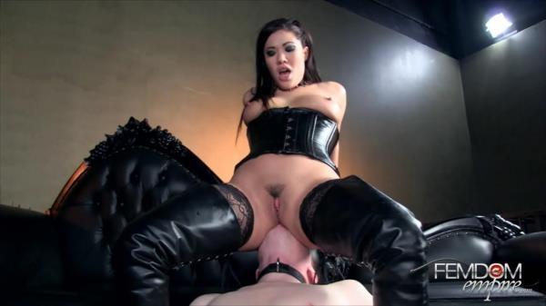 FE - London Keys - Licker For The Asian Mistress [HD, 720p]