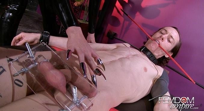 Tiffany Tyler - Scream For Your Balls (FemdomEmpire) HD 720p