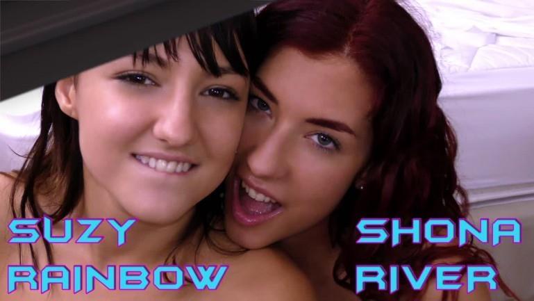 WakeUpNFuck.com / WoodmanCastingX.com: Shona River and Suzy Rainbow - WUNF 208 [SD] (849 MB)