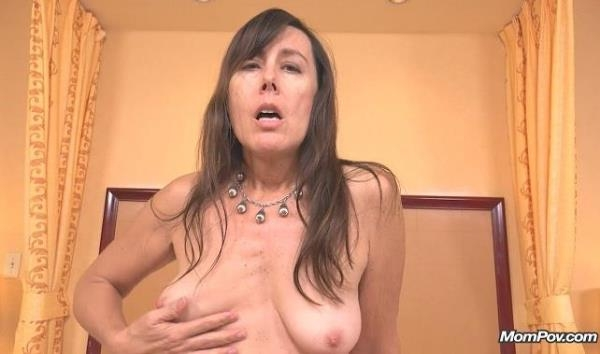 Sheila (54) - 54 year old Mature is an absolute amateur (SD, 480p)