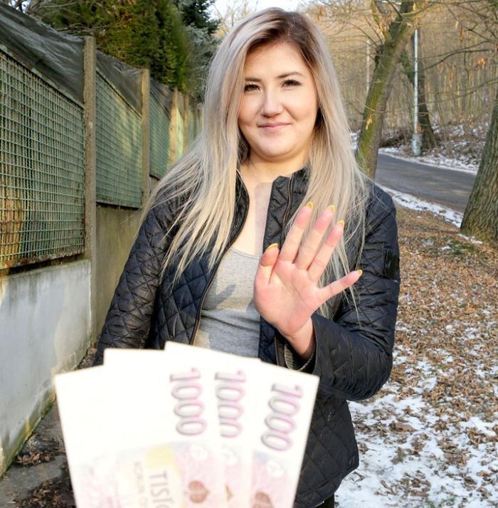 Lee Anne- Cute Russian Loves Sex for Cash  [FullHD 1080p] PublicAgent