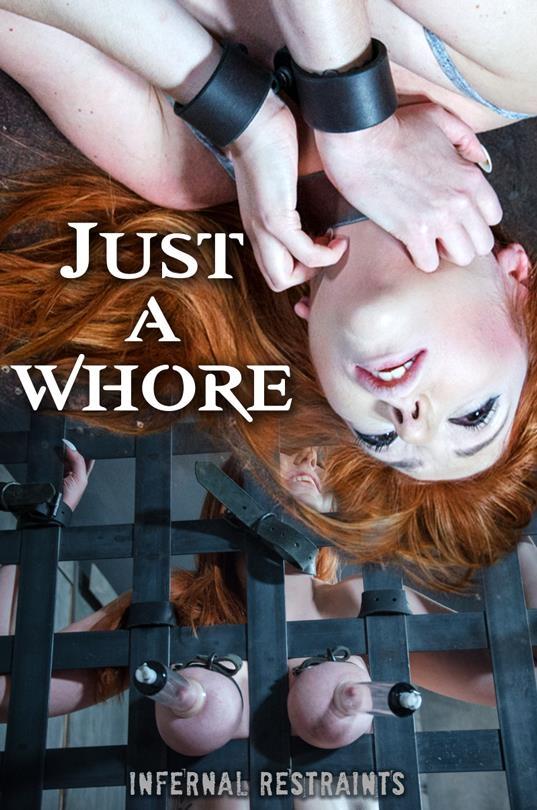 Lauren Phillips - Just a Whore - InfernalRestraints.com (HD, 720p)