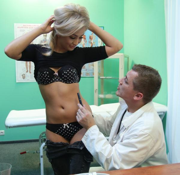 FakeHospital.com - Cayla Lyons - Petite patient now craves big dick [FullHD 1080p]