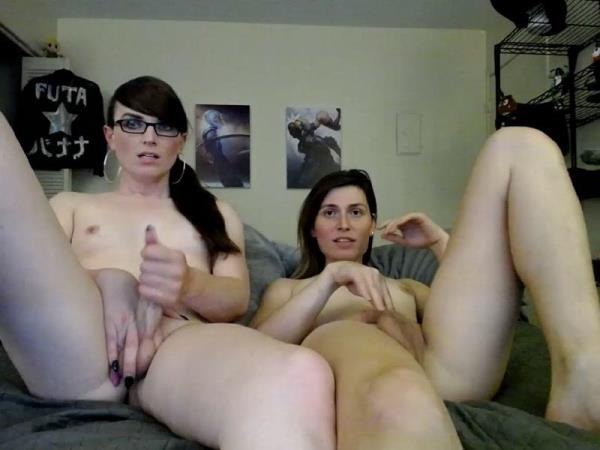 Natalie Mars & Korra Del - chaturbate.com (HD, 864p)