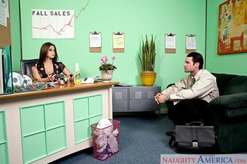 NaughtyOffice.com / NaughtyAmerica.com [Rachel Roxxx - Remastered] SD, 360p