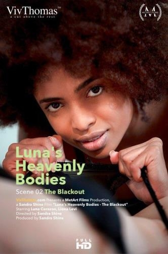 VivThomas.com / MetArt.com [Liona Levi & Luna Corazon - Luna\'s Heavenly Bodies Episode 2 - The Blackout] FullHD, 1080p