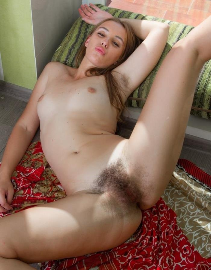 Alya Shon, 19 years old, Russia (WeAreHairy) HD 720p