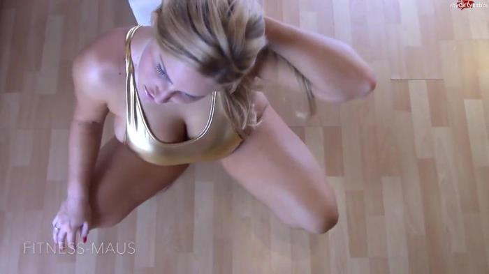 MyDirtyHobby.com: Fitness-Maus - Sperma-Fontane fur meine Wixxfresse - Dirty-Talk (2017/HD)