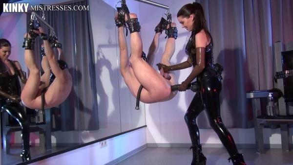 Mistress Susi - Strap-on Suspension - KinkyMistresses.com (HD, 720p)