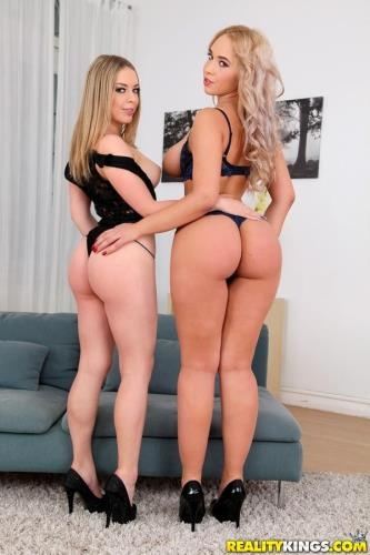 EuroSexParties.com / RealityKings.com [Danielle Soul aka Daniella Margot, Briana Bounce - Dirty Fun] SD, 432p