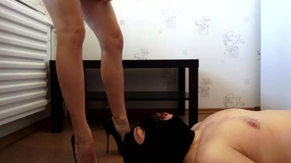 Fboom Scat - Spit and shit in the mouth [FullHD, 1080p]