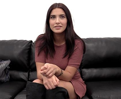 Stella - Sexy Brunette [BackroomCastingCouch] 432p