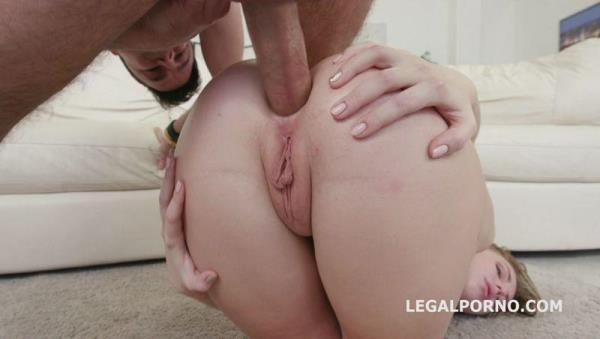 LegalPorno - 7on1 Double Anal GangBang with Kira Thorn DP /DAP /TP /6 Swallow /1 Great Facial. She likes and she wants more GIO307 [SD, 480p]
