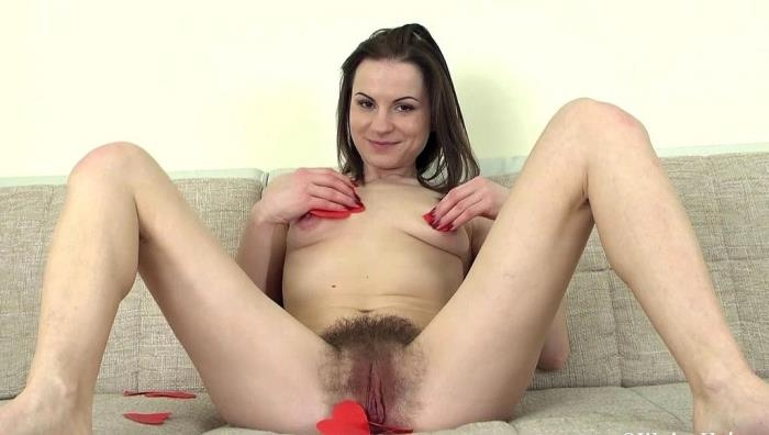 Whitney, 28 years old, Russia (WeAreHairy) HD 720p