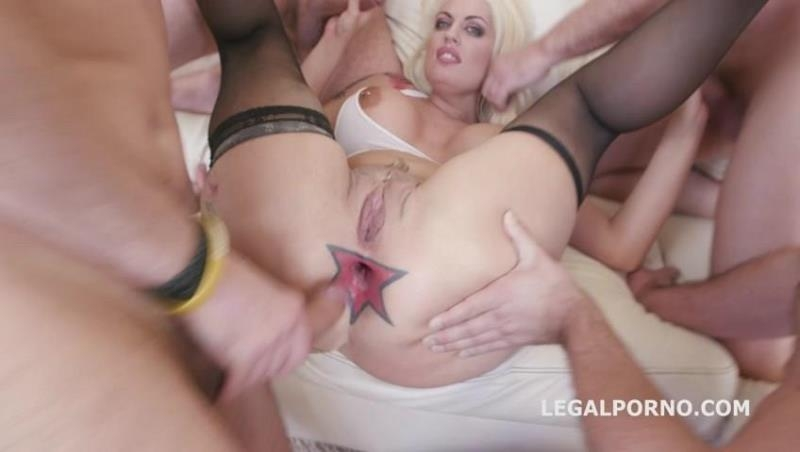 LegalPorno.com: 90% DAP /No Pussy Candela X gets DAP /GAPES /SWALLOW /FACIAL, there is a star around the gape! GIO326 [SD] (843 MB)